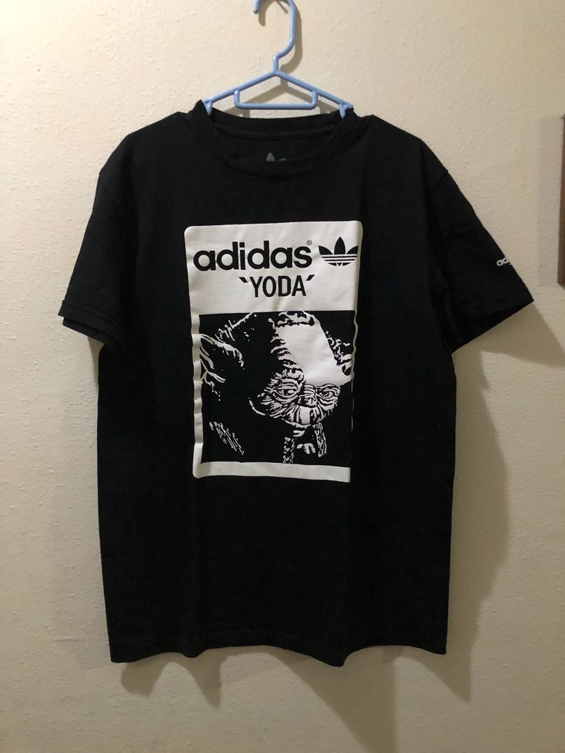 adidas yoda t shirt