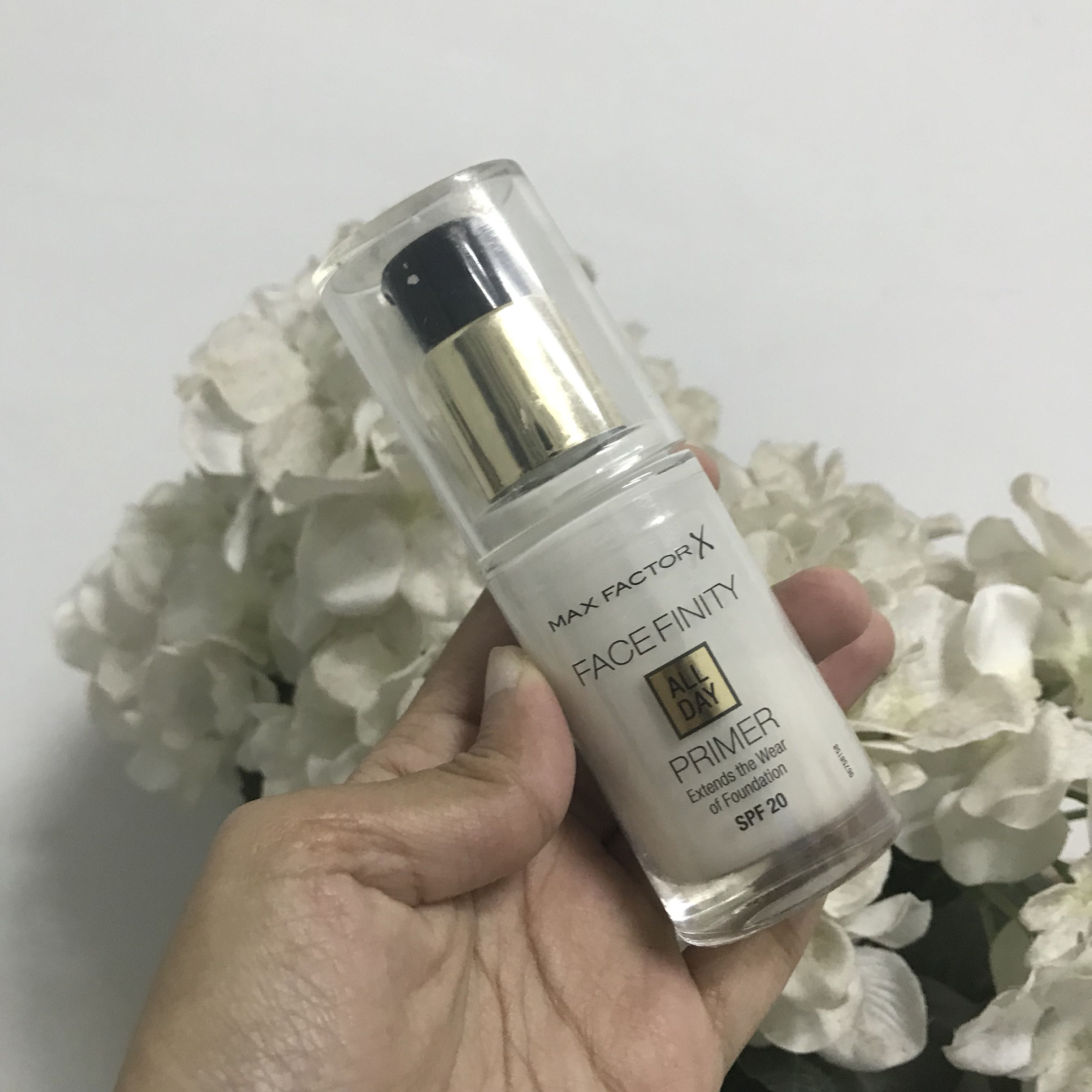 Authentic MAX FACTOR All Day Primer