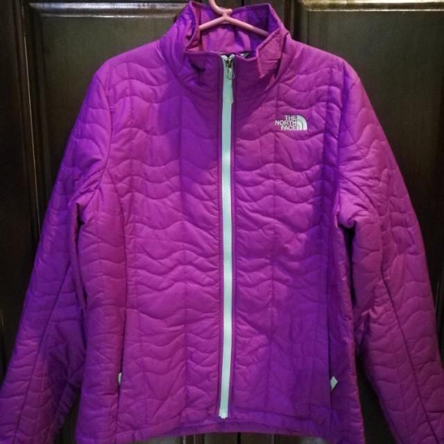 Authentic Northface bubble winter jacket