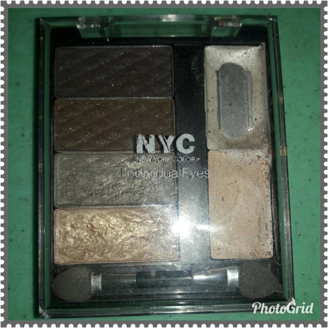 Authentic NYC Eye shadow
