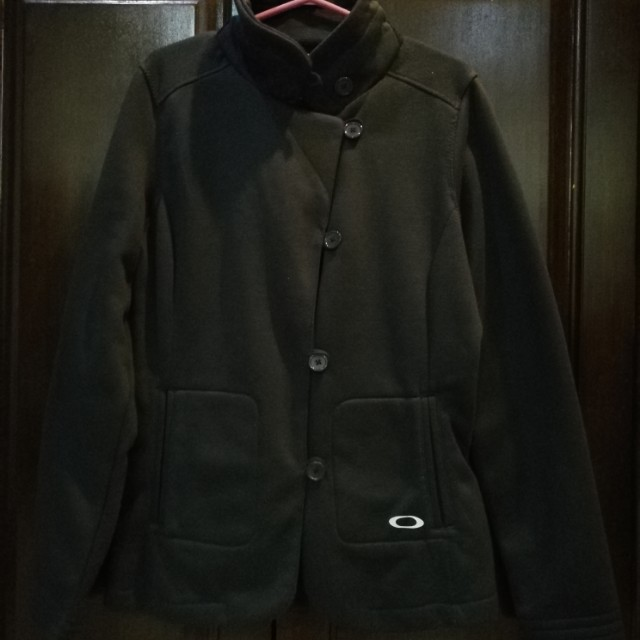 Authentic Oakley trench coat