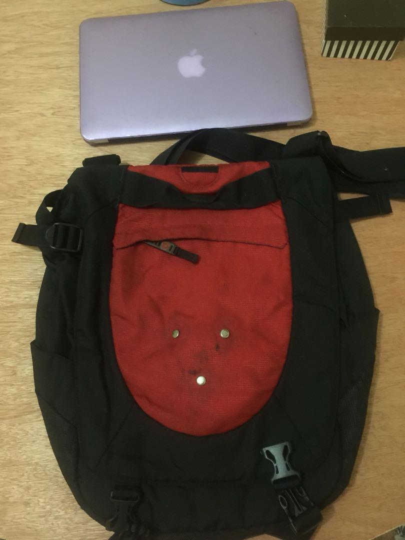 Authentic victorinox body bag