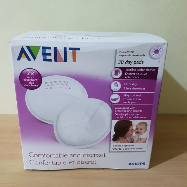 Avent Nursing Pad disposable 30+2 pieces