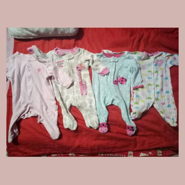 TAKE ALL FOR ONLY 100!!! - Baby girl onesie