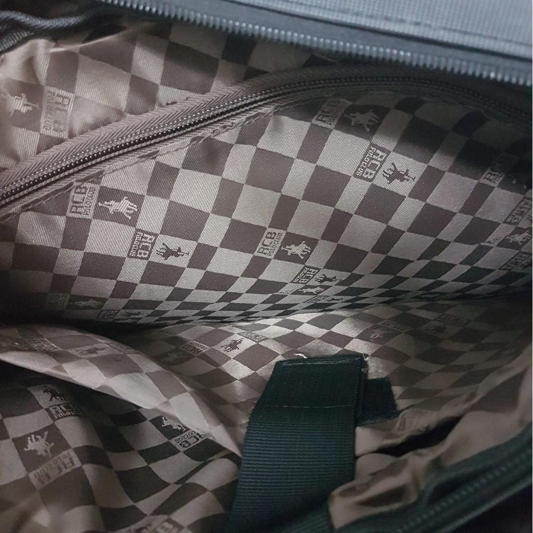 5eeb234b356 Bag RCB POLO CLUB, Men s Fashion, Bags   Wallets, Wallets on Carousell