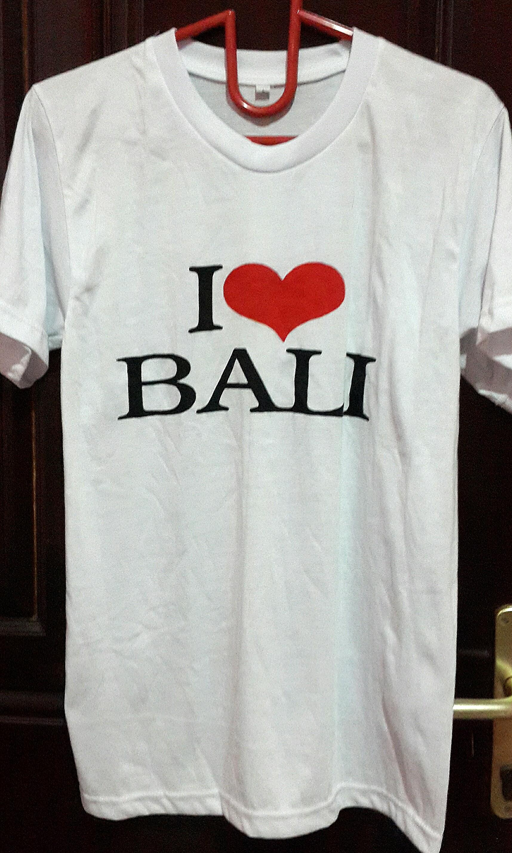Bali tee