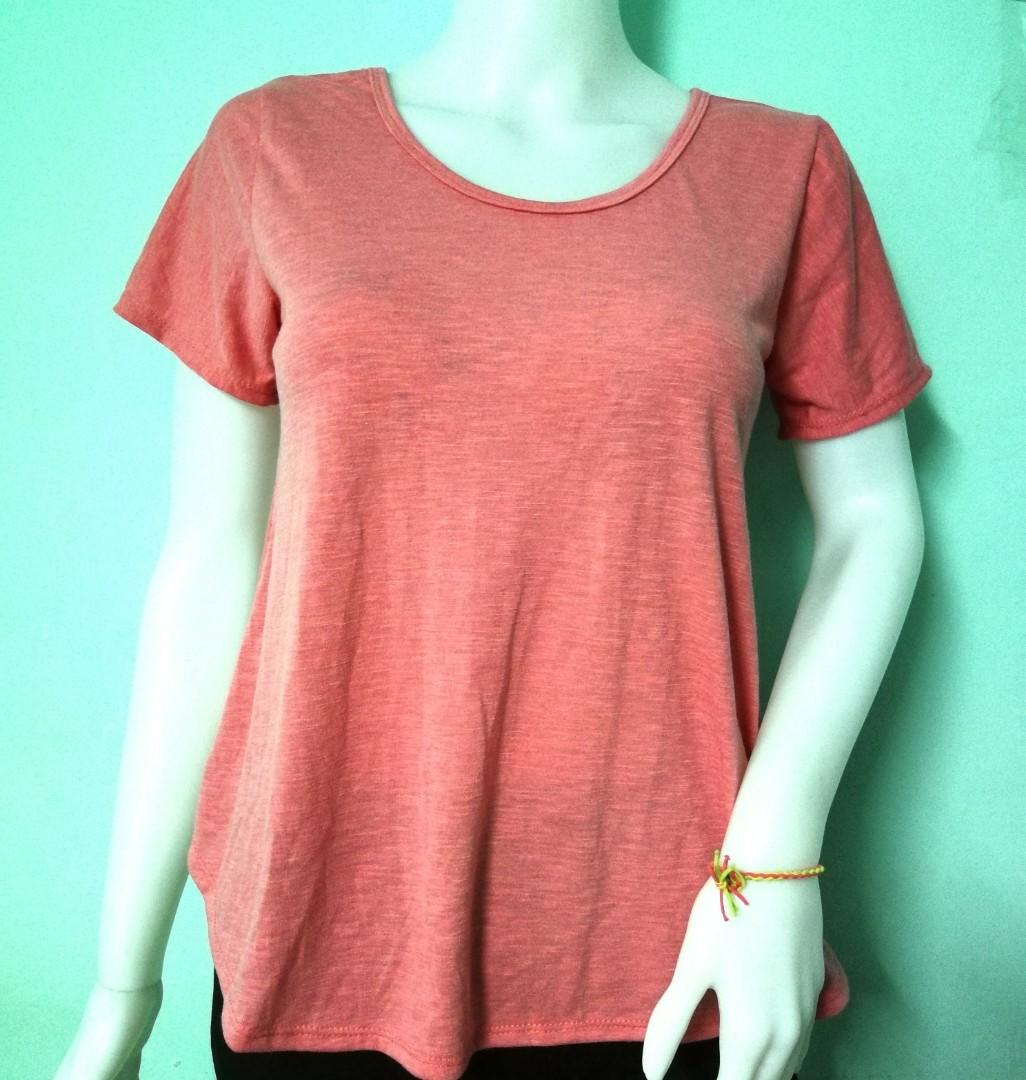 Basic Shirt Pink