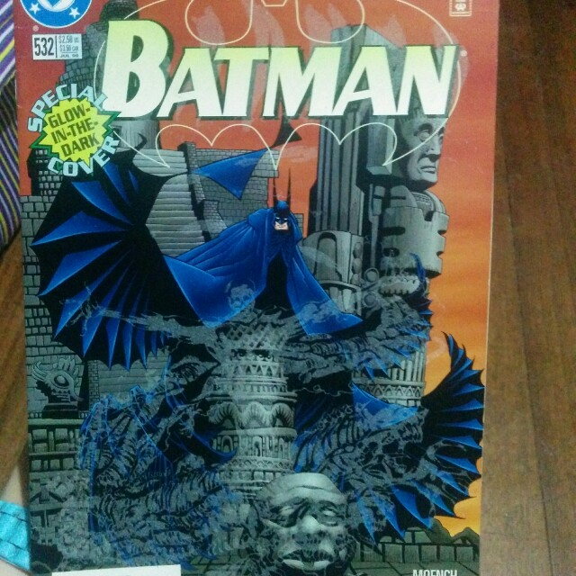 "Batman ""deadman collection"""