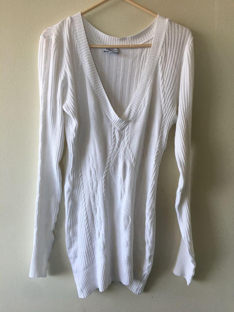 ⚫️BEBE Sweater Dress