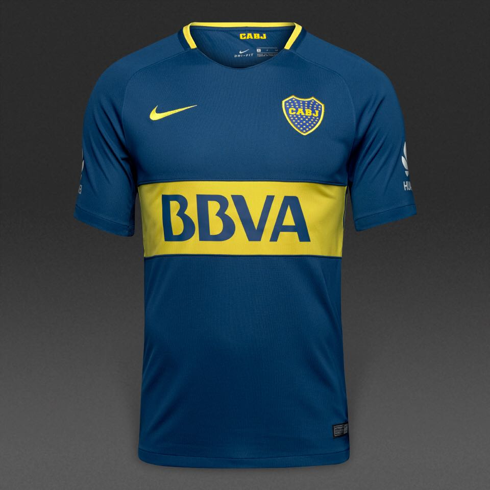 e10a99493 Boca Juniors 2018 jersey, Sports, Athletic & Sports Clothing on Carousell