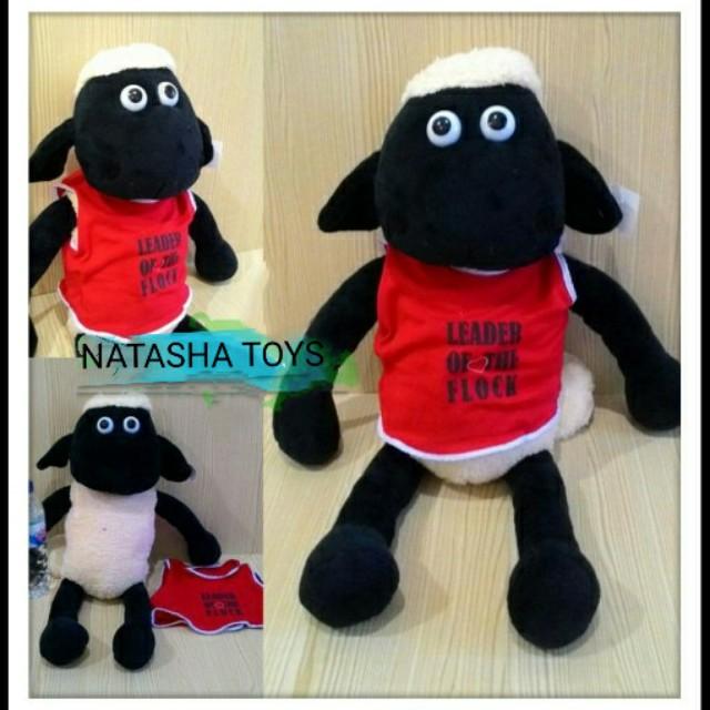 Boneka Shaun The Sheep uk L ad719718e0