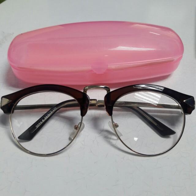 Brand New Replaceable Lens Eyeglasses