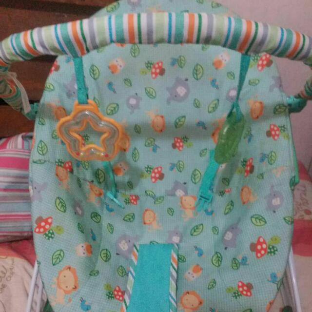 Bright Starts Baby Bouncer