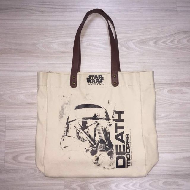 Canvas Star Wars Tote Bag
