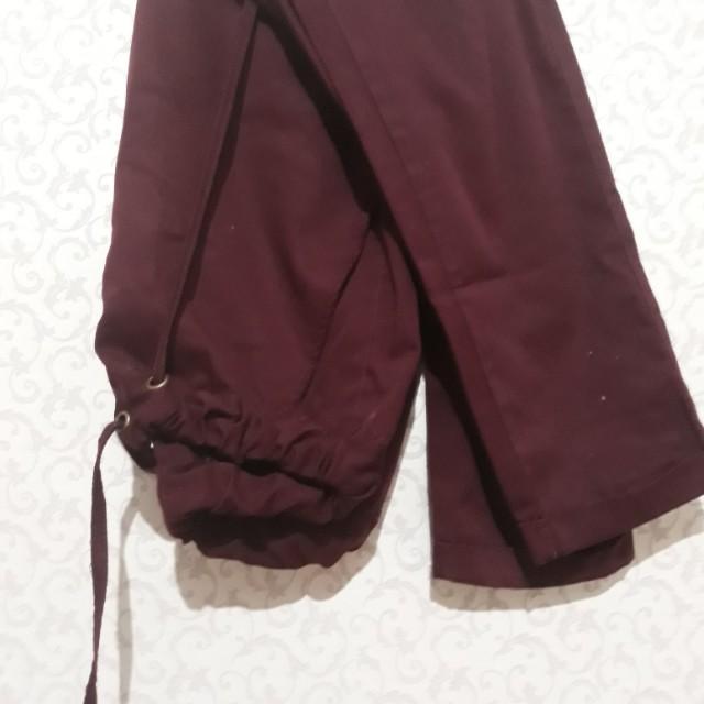 Celana palaso giyomi