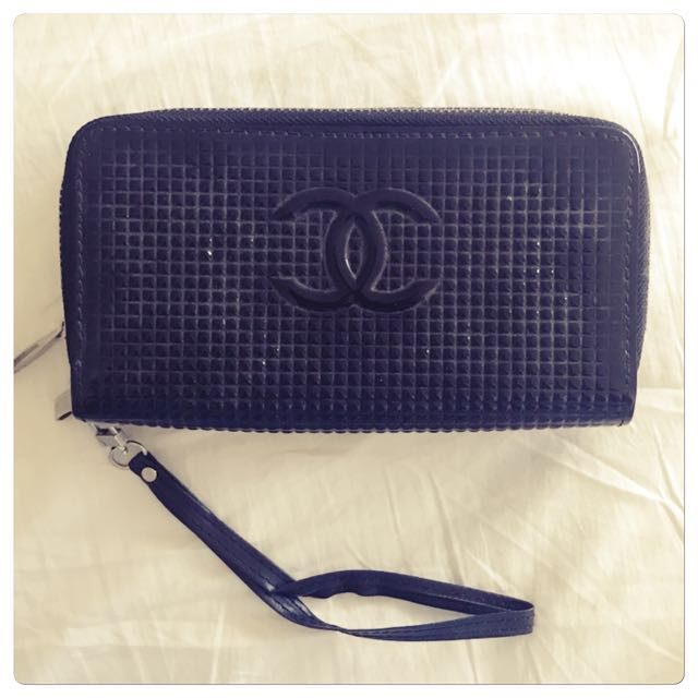 Chanel Inspired Wallet