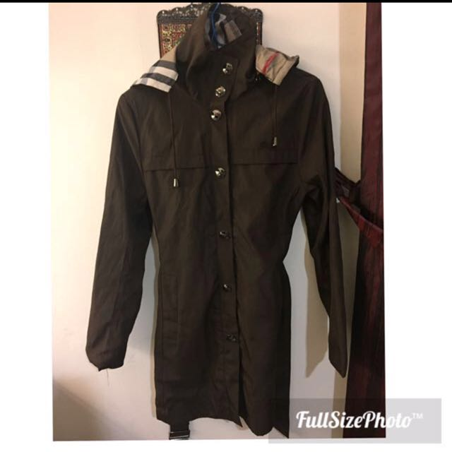 Coat burberry original