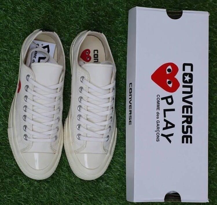 90cde3f1a661 Converse CDG PLAY