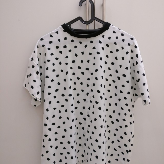 Cottonink Pattern Top