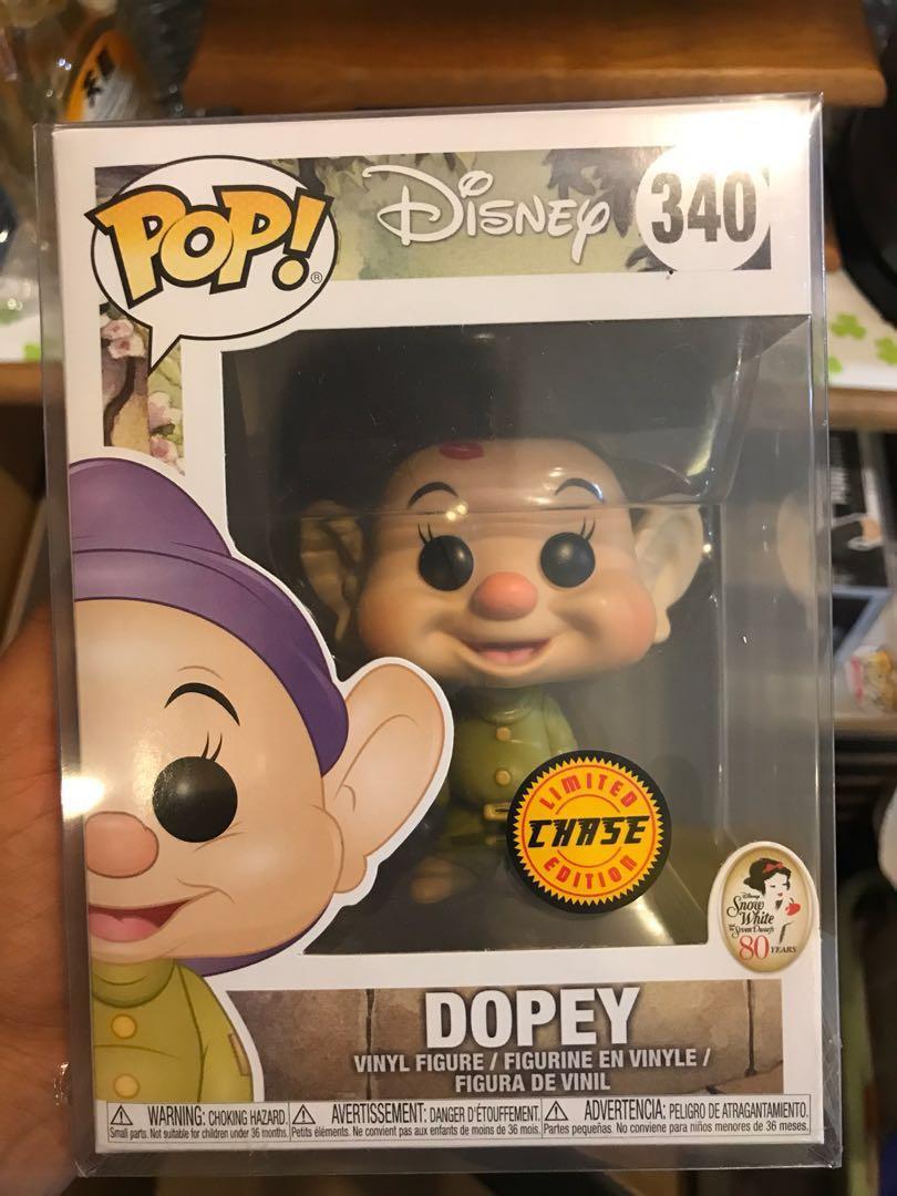 Dopey Chase Funko