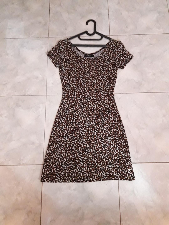 Dress / leopard
