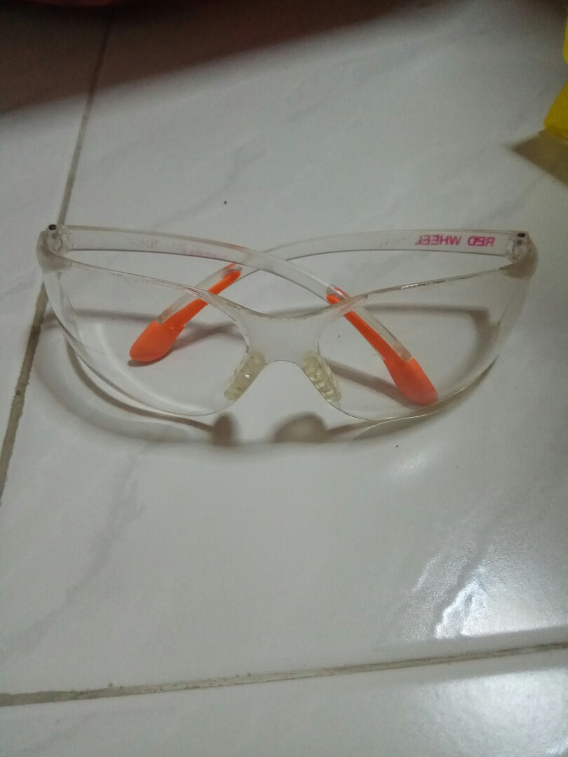 Engineering Safety Goggles