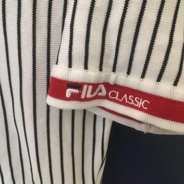 FILA Classic Collar top