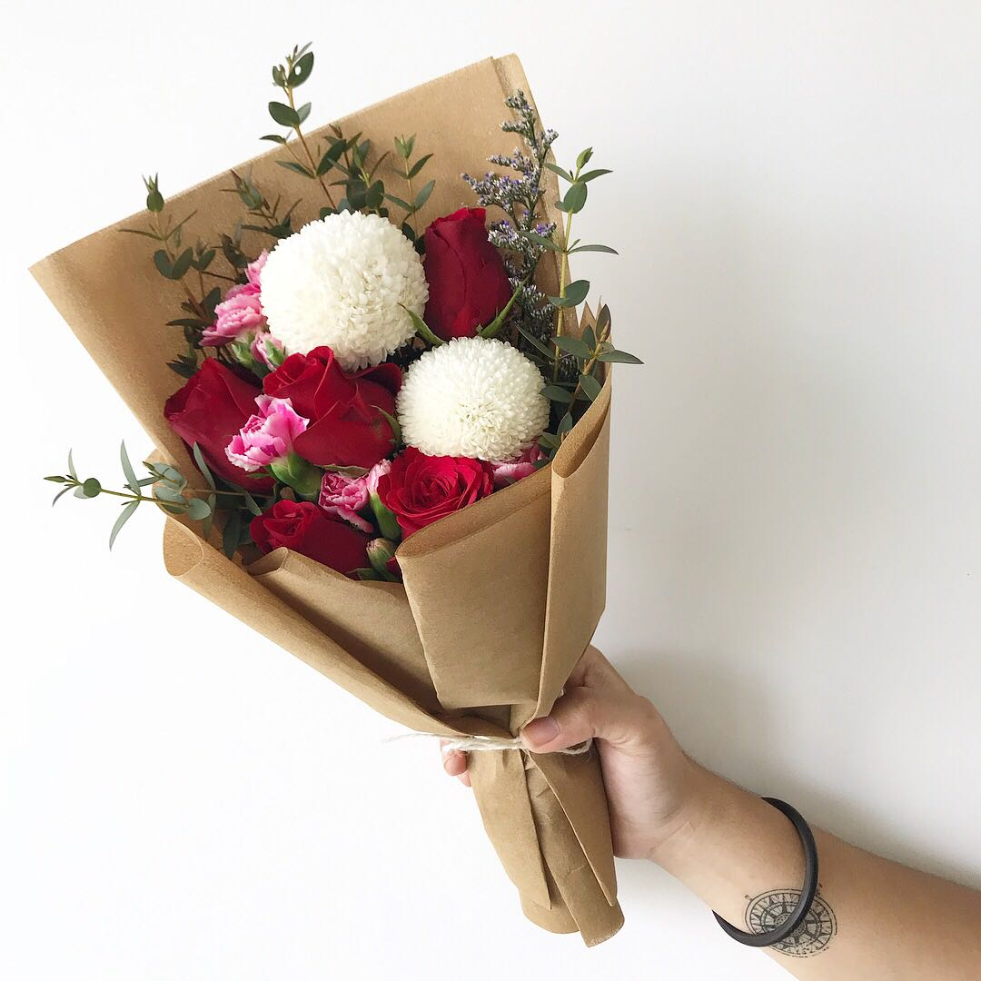 Flower bouquet express delivery everything else others on carousell photo photo photo photo izmirmasajfo