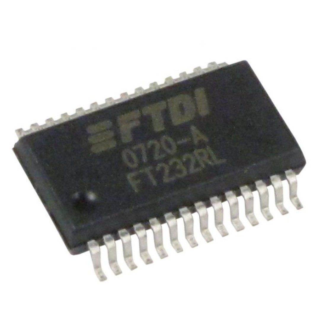 FT232RL (SSOP28, USB to UART IC chip)