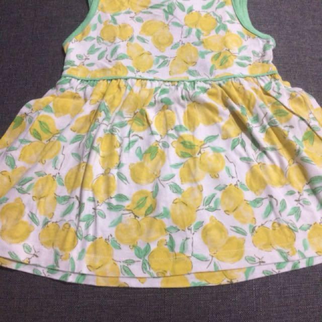Gingersnaps Summer Dress