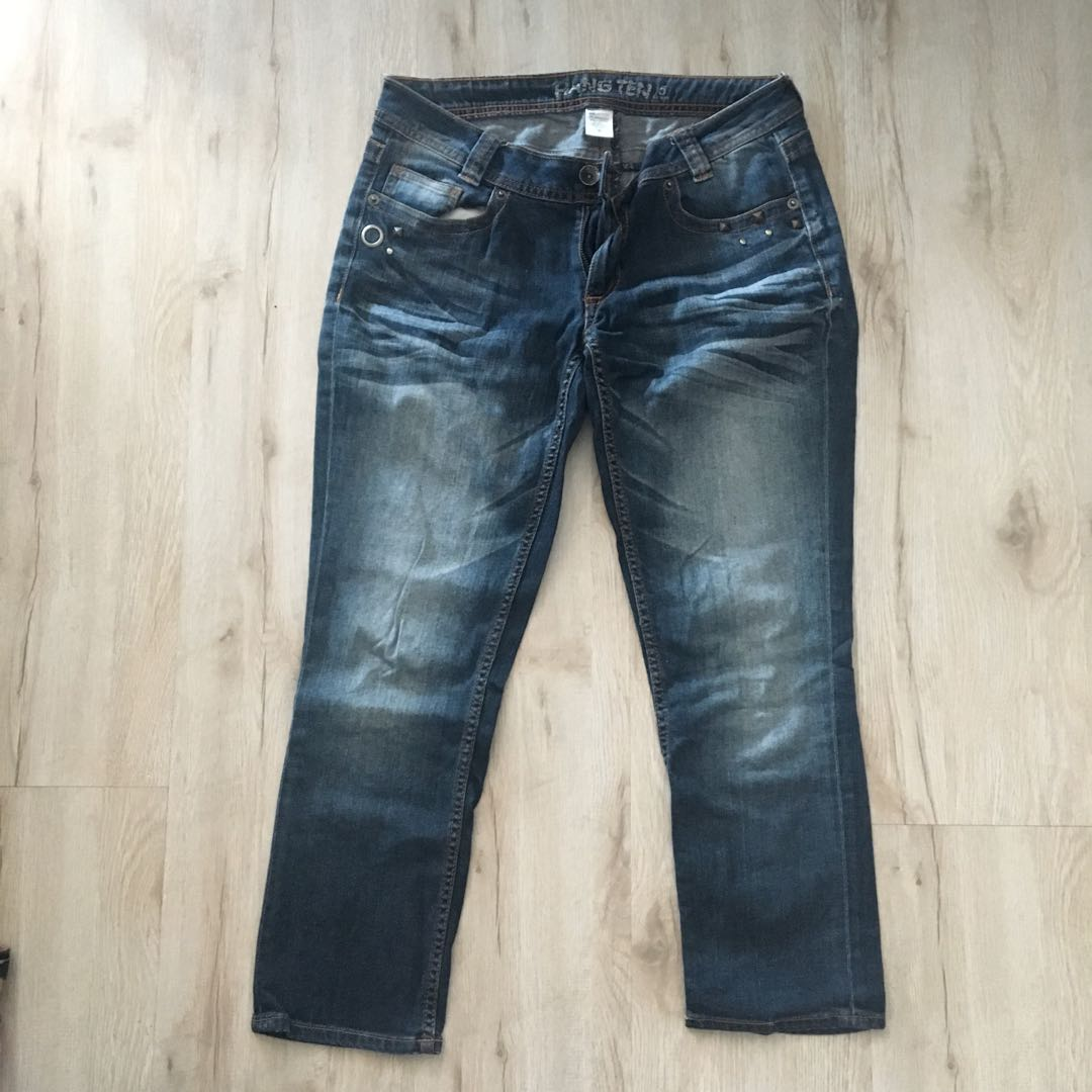 Hang Ten 3 Quarter Jeans