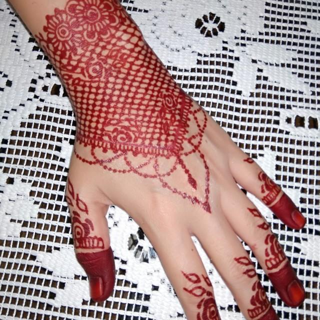 Henna Design Reka Bentuk Kraf Lain Lain Di Carousell