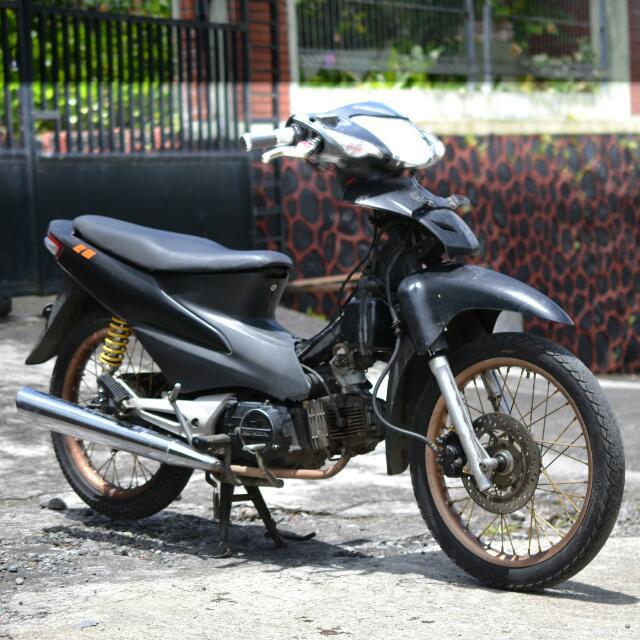 Honda Supra Fit X 2008 St Batu Malang Motorbikes On Carousell