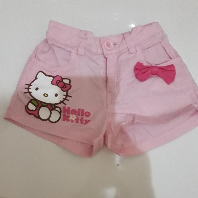 hotpants hello kitty original