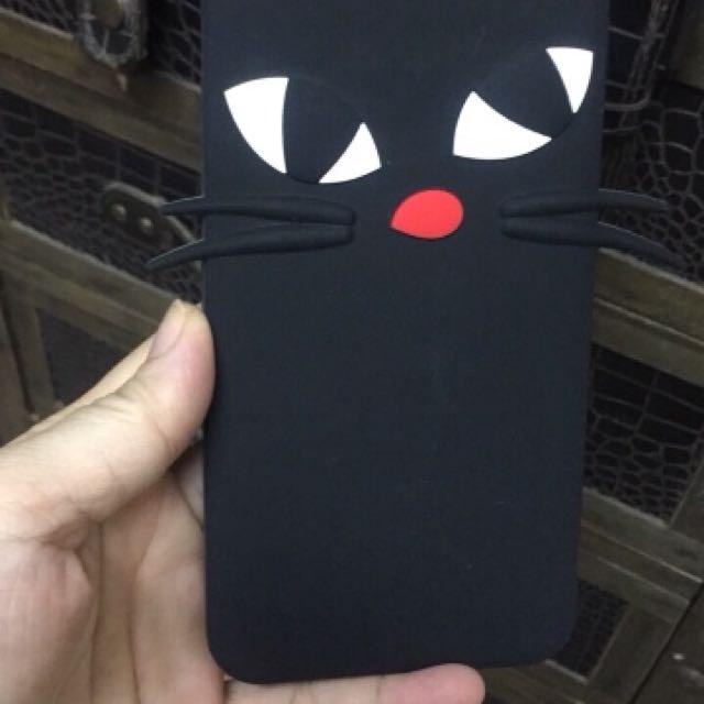 貓咪手機殼(Iphone6plus)