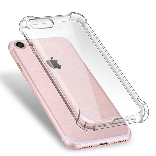 Iphone Bumper Protection Tpu Case 5/6plus/6/7/7plus