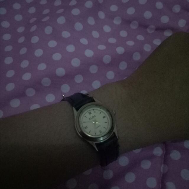 Jam tangan Alba KW