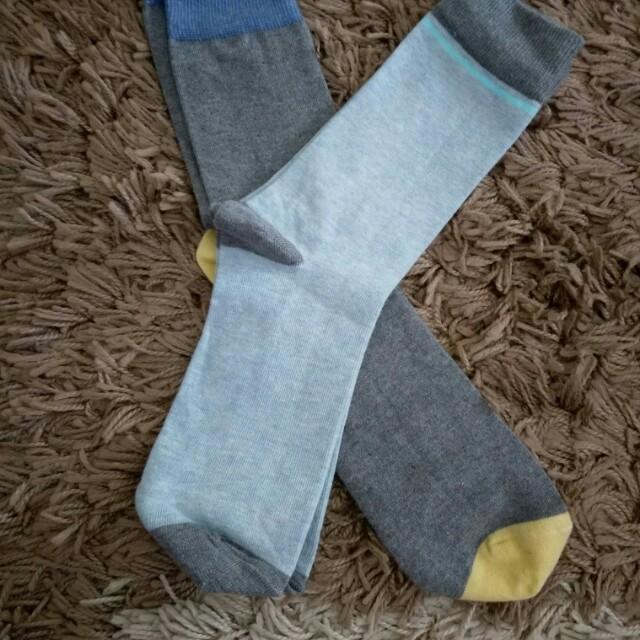 Kaos Kaki Panjang Ankle Socks bahan katun