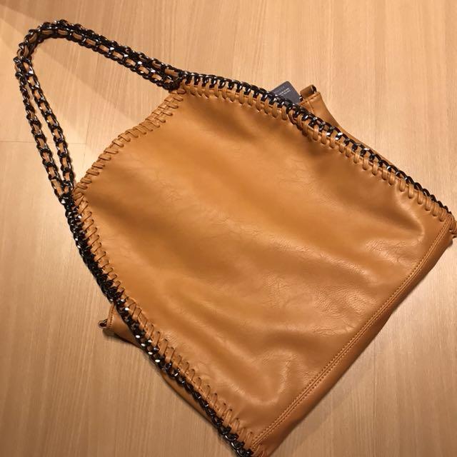 Leather Bag (similar to Stella McCartney's design)