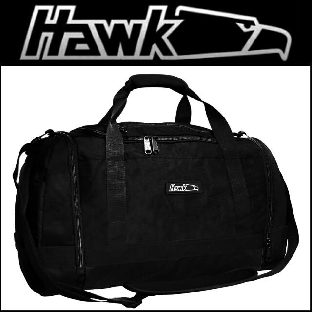 ⬇🔖Less Php 500 / $ 10 -Yunik- Authentic HAWK 4347-GB Traveling Gym Bag