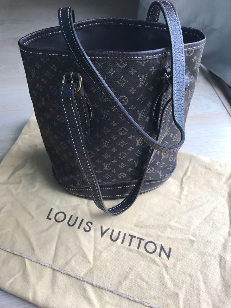 9e1f932acd9f Louis Vuitton Original Bucket Bag to let go