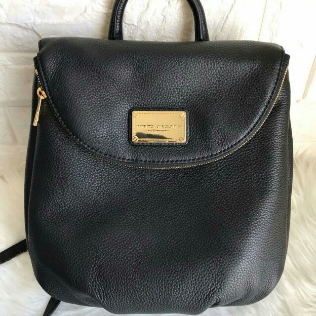 Marc Jacobs Leather Backpack