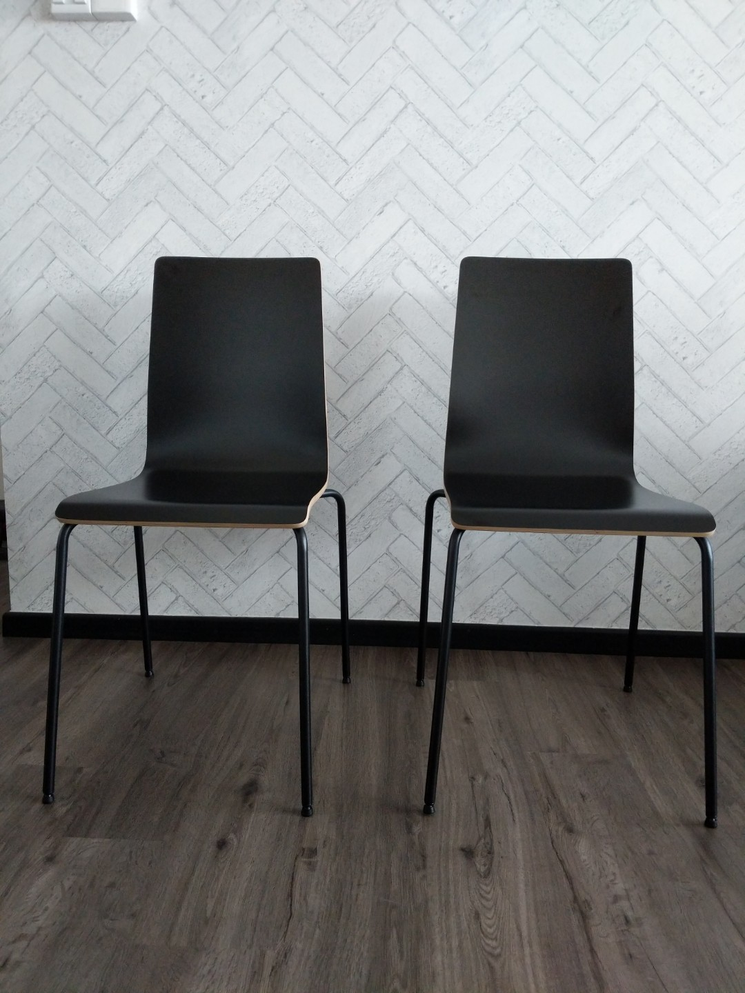 Martin chairs in black