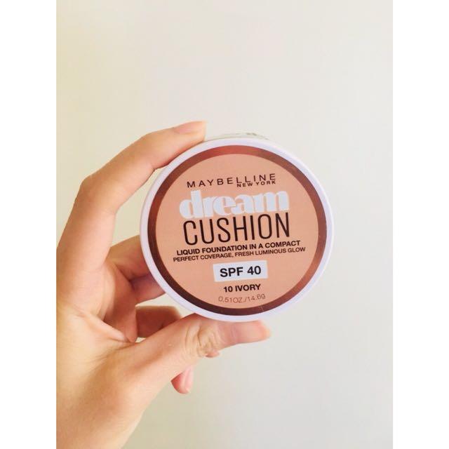 Maybelline dream cushion 氣墊粉餅