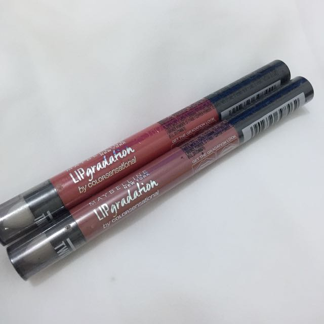 Maybelline Lip Gradation ( Masih Segel ) // Ambil 2 : 100.000
