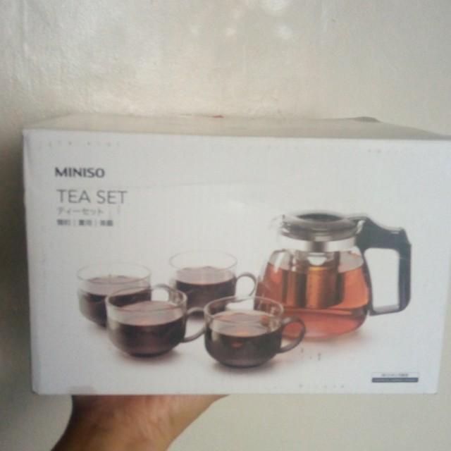 Miniso Tea Set