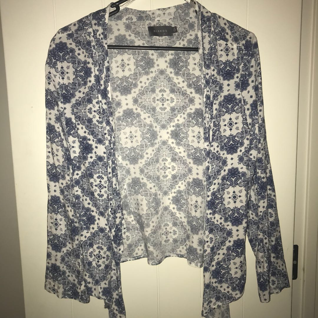 MIRROU cardigan