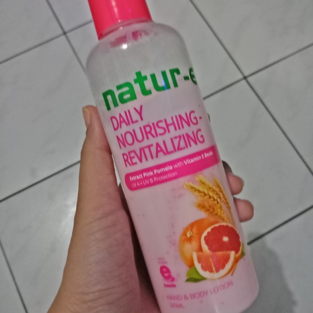 Natur-E Body Lotion