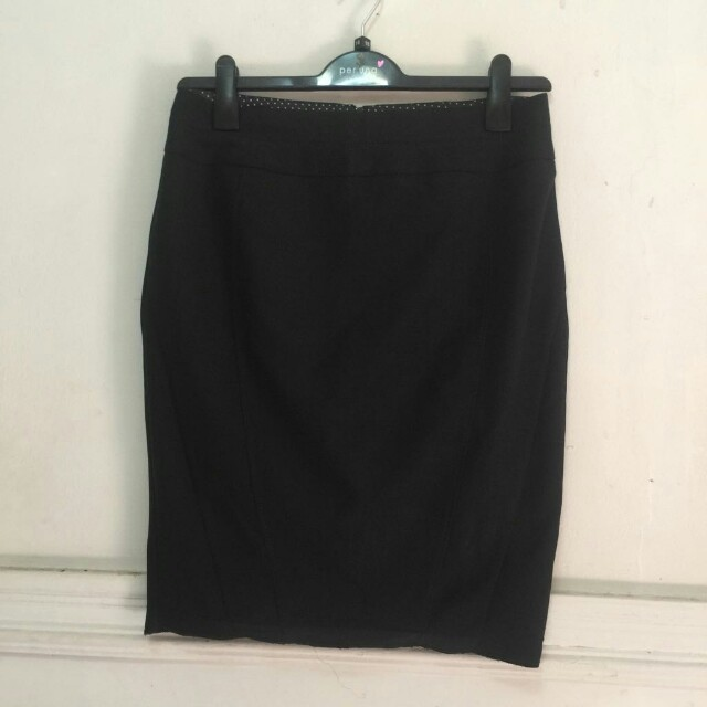 New Look Office Skirt
