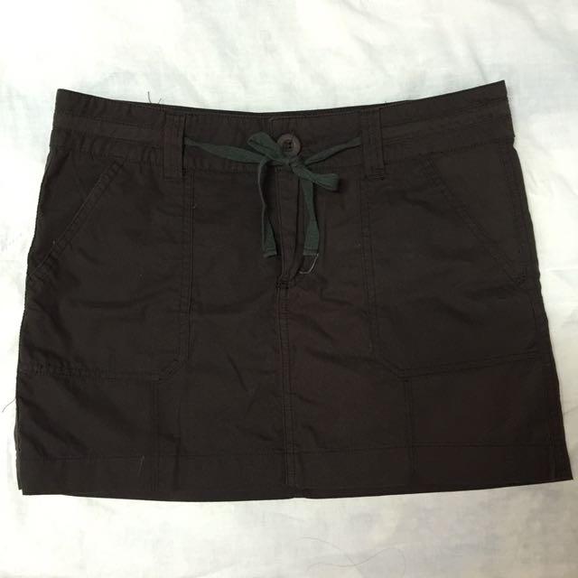 NEW SEED Short Skirt